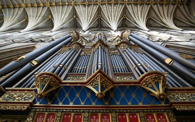 St Cecilia Service | Westminster Abbey